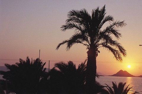 Turgutreis: Sunset