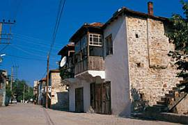 Uzumlu authentic house
