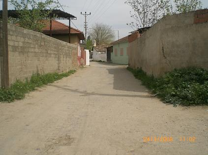 Uzumlu Village houses