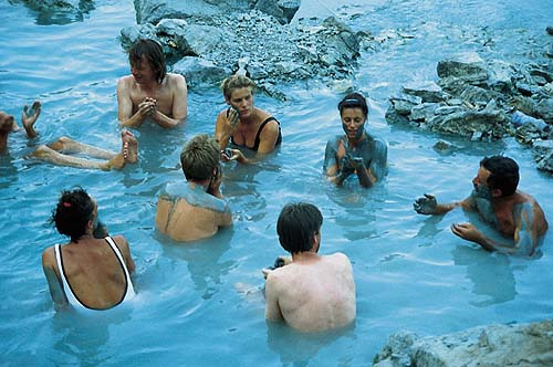 Ilica thermal springs