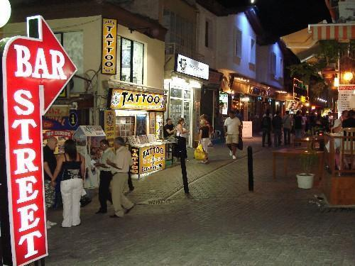 Nightlife in Kusadasi