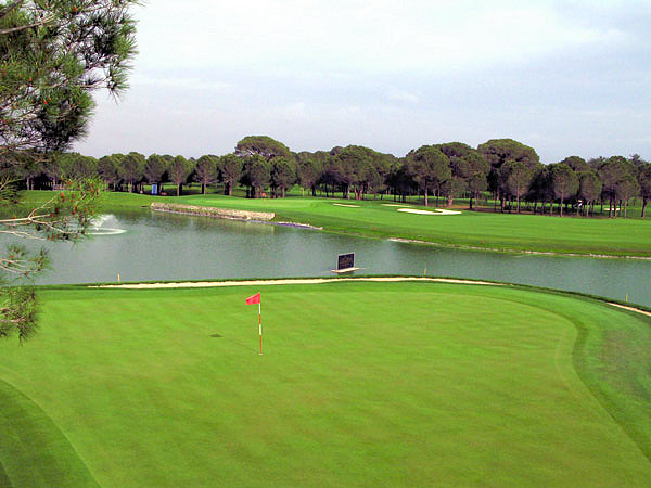 The Gloria Old Championship Golf Course