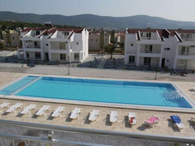 Holiday Akbuk Apartment Near Beach 2 Bedrooms for sale