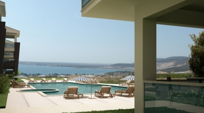 Stunning Akbuk Town House Near Beach 3 Bedrooms for sale