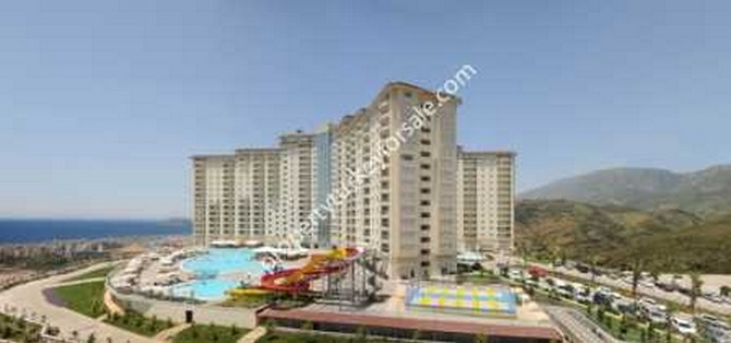 Fully Furnished Exclusive Alanya Residences with Prime Location 2 Bedrooms