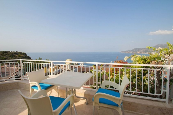 Beautiful Alanya Castle View Penthouse with Amazing Views