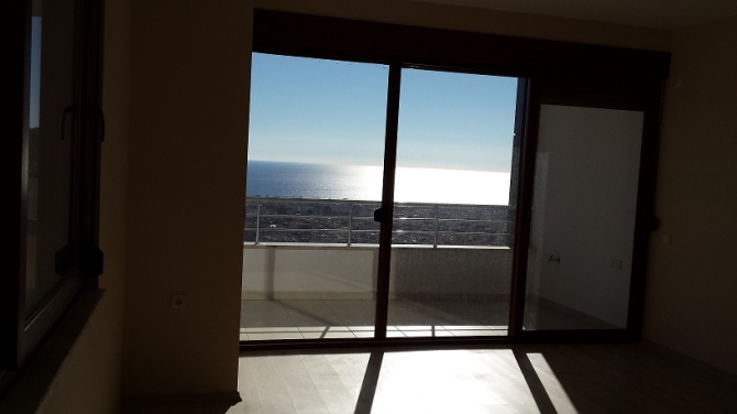 Opening doors to the Alanya views from your private balcony