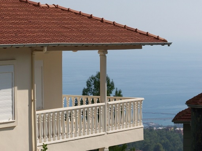 Beautiful Alanya Home 3 Bedrooms Sea View with Private Pool