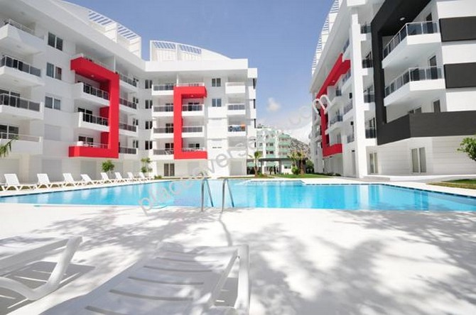 Penthouse in Antalya high Rental Income