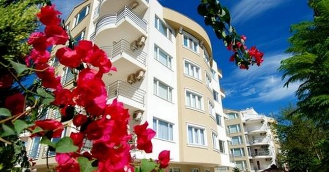 Antalya City Penthouse Striking Mountain views 3 Bedroom for sale
