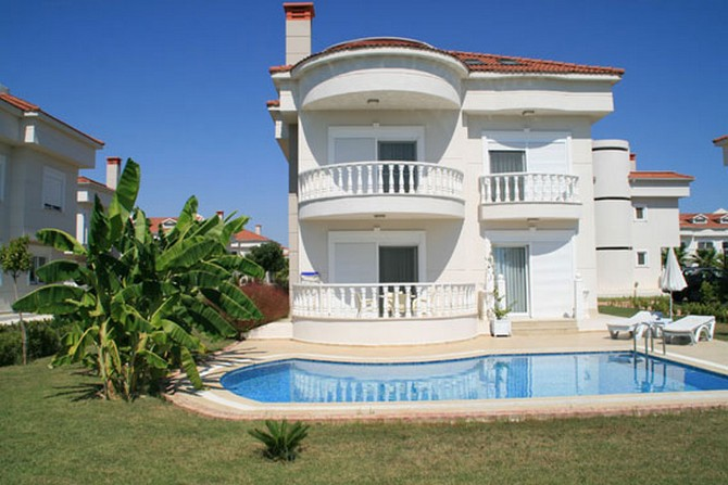 Stylish Belek Apartment Large Pool 2 Bedrooms