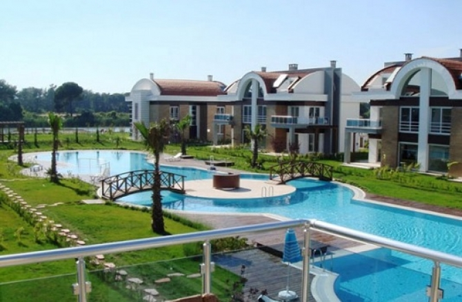 Luxury Belek Golf Villas