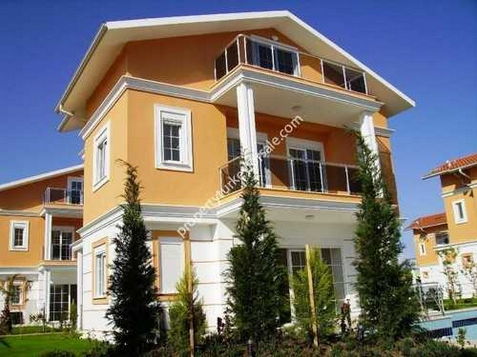 Belek Villa with large terrace 3 Bedrooms