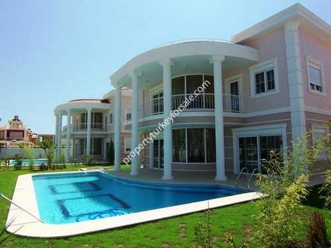 Spacious Belek Villa with Private Pool 4 Bedrooms