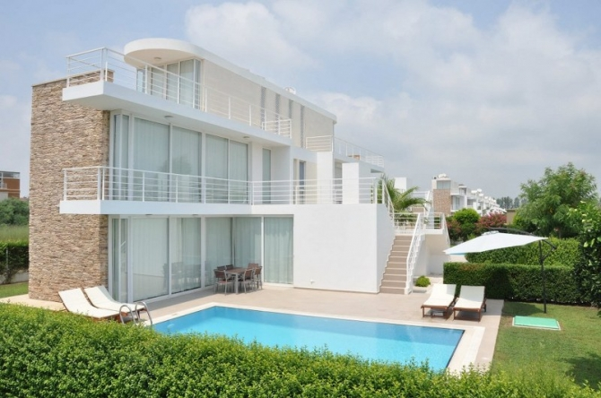 Luxury 3 storey Furnished Villa in Belek