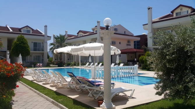 Four Bedroom Calis Beach Apartment For Sale