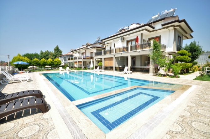 3 - 4 Bedroom Brand New Apartments with Pool For Sale