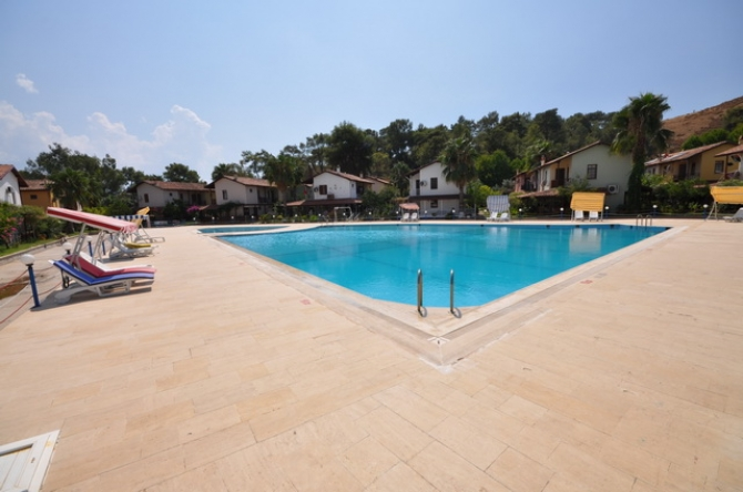 Sold - 2 Bedroom Semi Detached Villa with Communal Pool For Sale