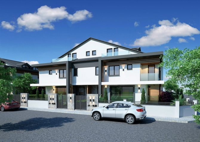 Exquisite Town House Villas Available from September Onwards