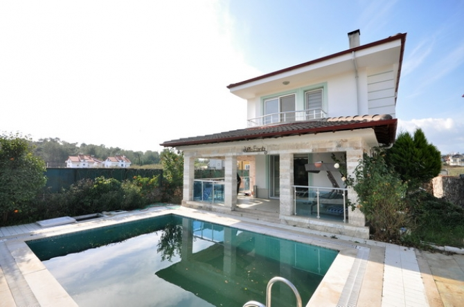 3 Bedroom Detached Villa with Private Swimming Pool
