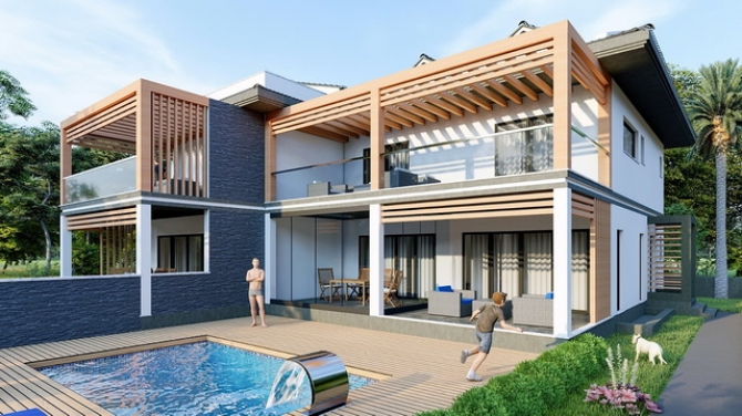 Off Plan Semi Detached Luxury Villas For Sale