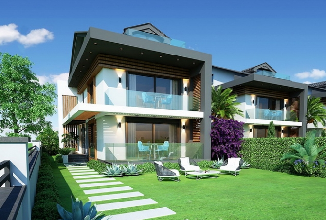 Off Plan Centrally Located Luxury Villlas For Sale