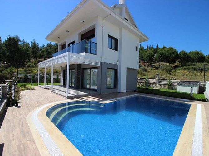 Brand New Calis Villa For Sale 4 Bedrooms
