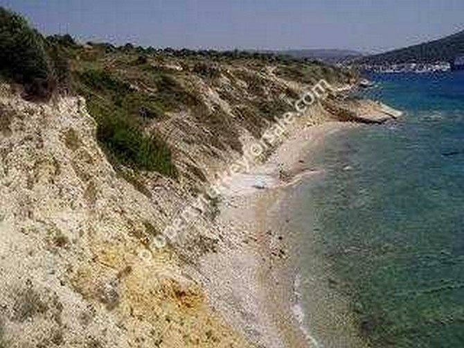 Beachfront Cesme Land for Sale