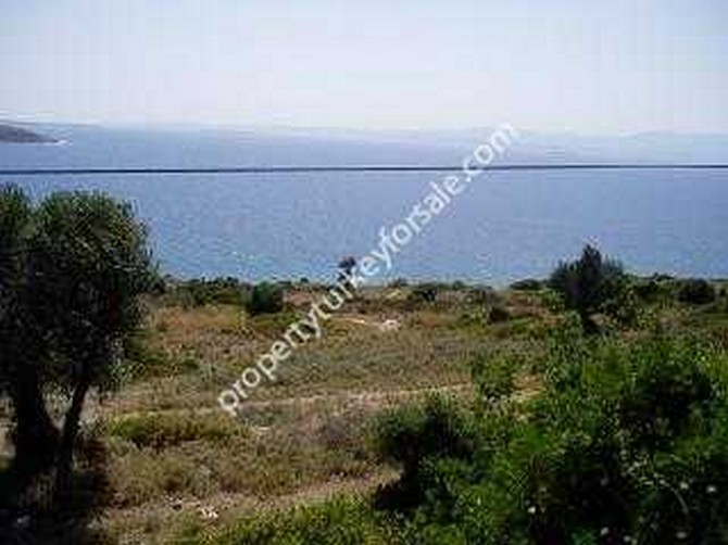 Land For Sale with Excellent Sea View