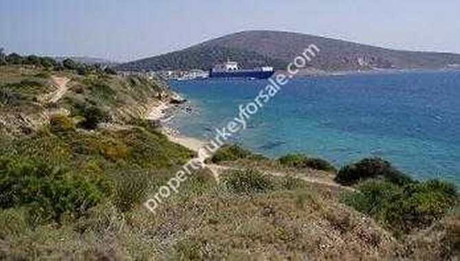 14000m2 Land for Sale with Excellent Sea View