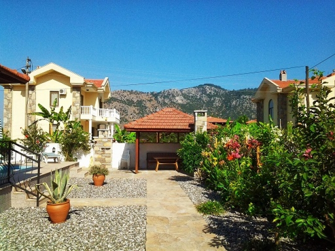 Lovely Dalyan Villa 3 Bedrooms with Private Pool