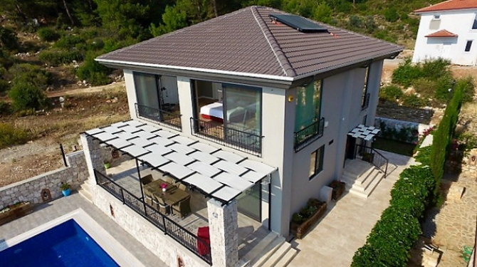 Luxury Villa with Stunning Sea View and Swiming Pool