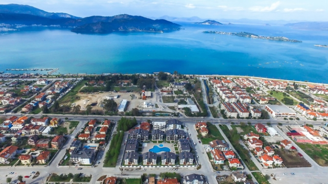 Luxury Fethiye Town Apartments