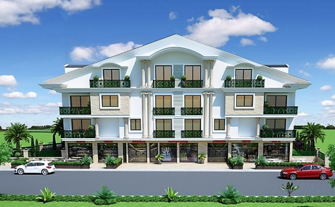 Off Plan 2&4 Bedroom Apartments For Sale