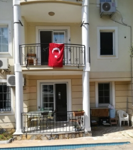 Reasonably Priced Duplex Apartment in Residential Area