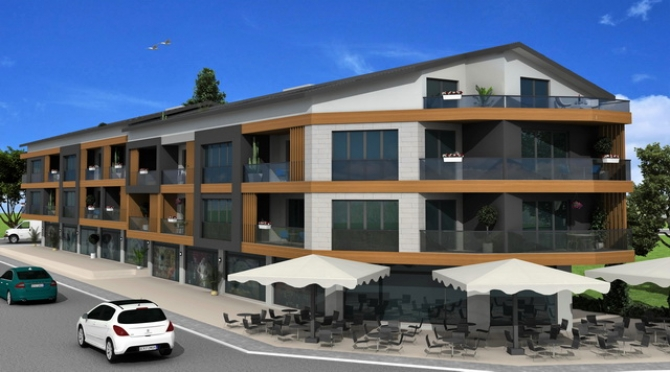 Brand New Duplex Apartments For Sale