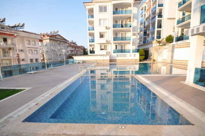 Duplex Apartment with Shared Pool