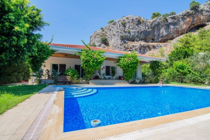 Contemporary Villa In A Privileged Location Gocek