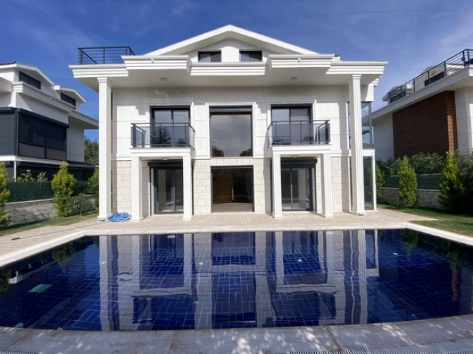 Brand New 4 Bedroom Detached Villa with Private Pool