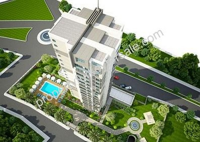 Luxury Apartments in Atasehir for Istanbul Professionals 2 Bedrooms