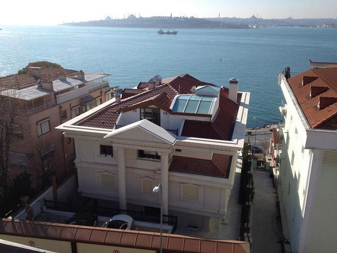 Duplex Penthouse in Istanbul Seafront 8 Bedrooms