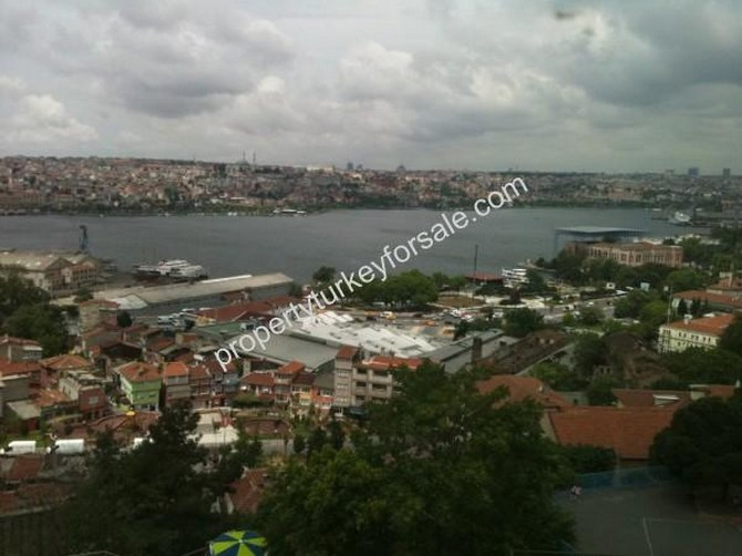 Bosphours Apartment with Excellent Sea View