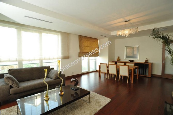 Apartments in Maslak Istanbul Luxury 3 Bedrooms