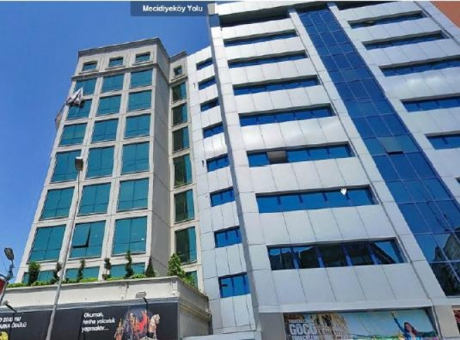 Istanbul Commercial property Mecidiyekoy business centre