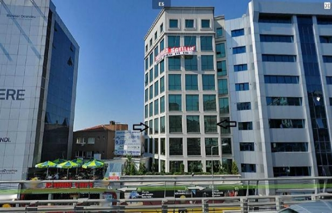 Shop for sale istanbul Mecidiyekoy business centre