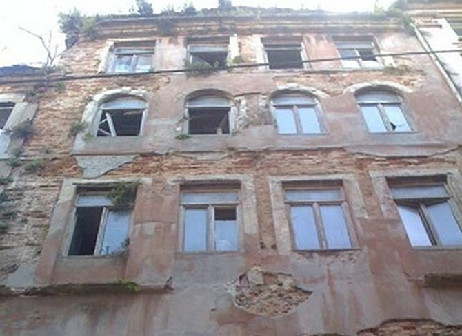 Istanbul Renovation Project with Prime Location
