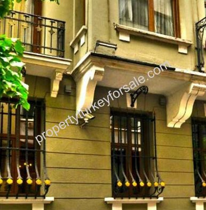 Luxury Hotel for Sale in Nisantasi Istanbul 30 Rooms