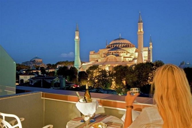 Sultanahmet designer hotel for sale - must be seen