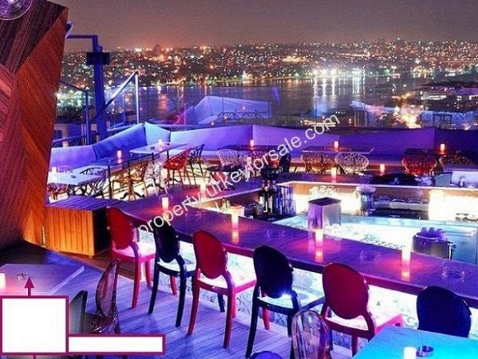 Istanbul Centre Hotel for Sale Sea View 51 Bedrooms