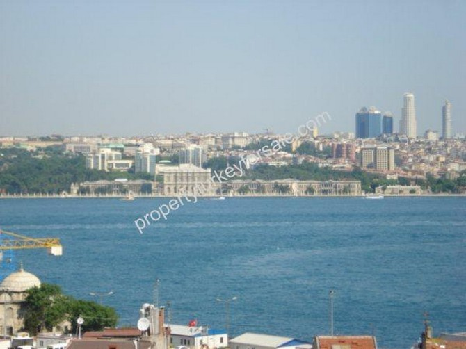 Uskudar Penthouse with Marina View 4 Bedrooms